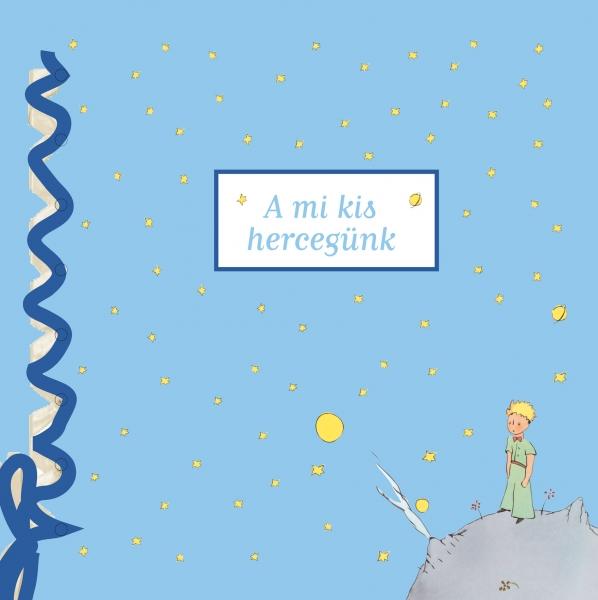 A mi kis hercegünk - Babanapló