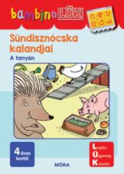 Sündisznócska kalandjai - A tanyán - LDI140 - bambinoLÜK