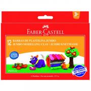 Faber Castell - Színes gyurma szett, 12db-os