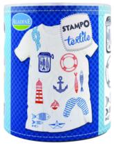 Textilnyomda - Tengerész