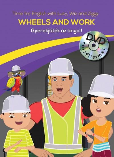 Wheels and Work - Gyerekjáték az angol 8.