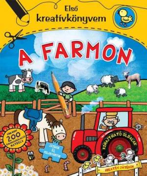 A farmon - Első kreatívkönyvem