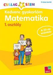 Kedvenc gyakorlóm - Matematika 1. osztály