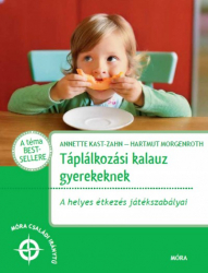 Táplálkozási kalauz gyerekeknek - A helyes étkezés játékszabályai - Móra Családi Iránytű