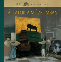 Állatok a múzeumban - Két egér kalandjai 1.