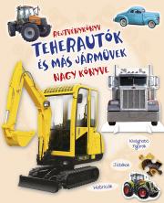 Rejtvénykönyv - Teherautók és más járművek