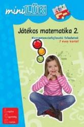 Játékos matematika 2. - Kompetenciafejlesztő feladatok 7 éves kortól LDI219 - miniLÜK