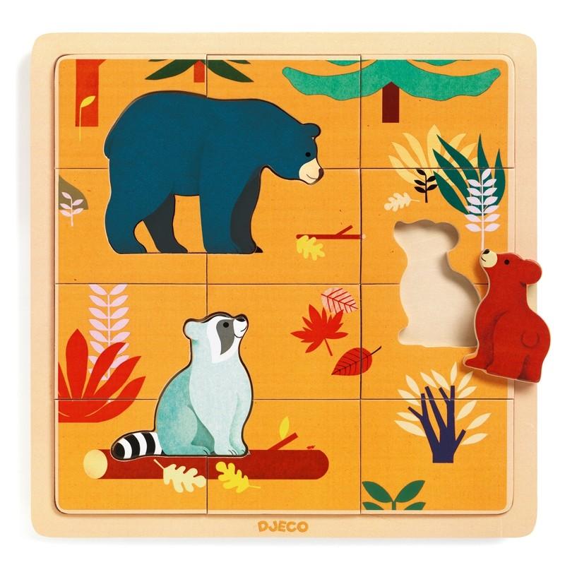 Képkirakó Puzzle - Canada