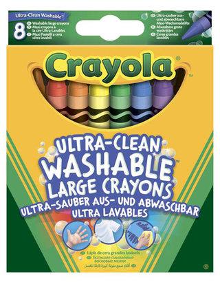 Crayola - Kimosható zsírkréta, 8db