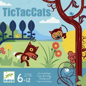 TicTac cats - térbeli társasjáték
