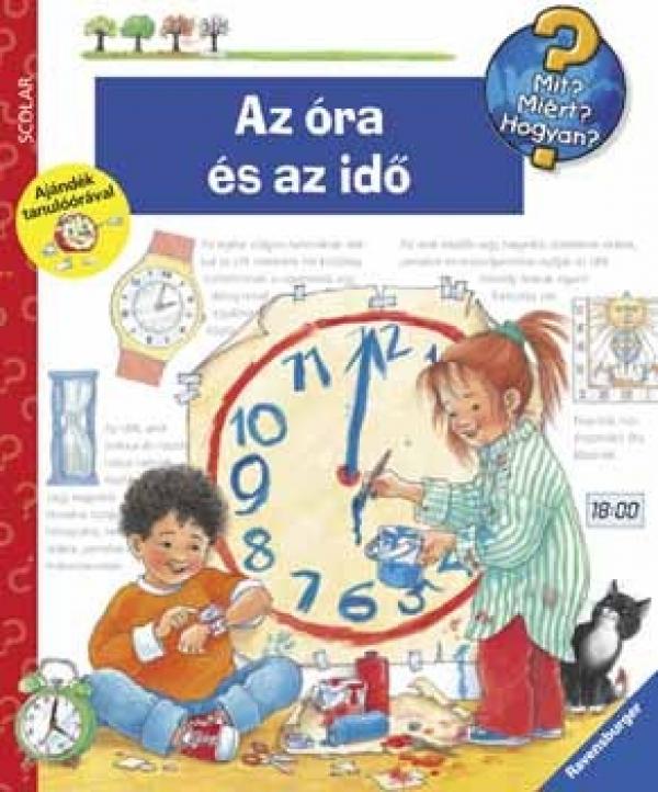 Az óra és az idő - Mit? Miért? Hogyan? 6.