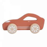 Fa játék autó - Versenyautó