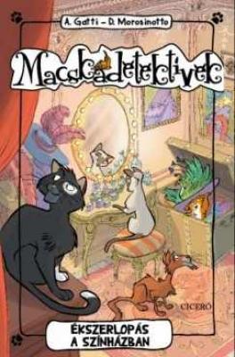 Macskadetektívek 2. - Ékszerlopás a színházban