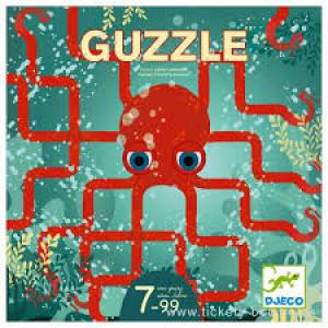 Guzzle - Logikai játék