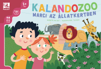 KalandoZoo - Marci az Állatkertben