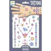 Tetováló matricák - Jenni ékszerei