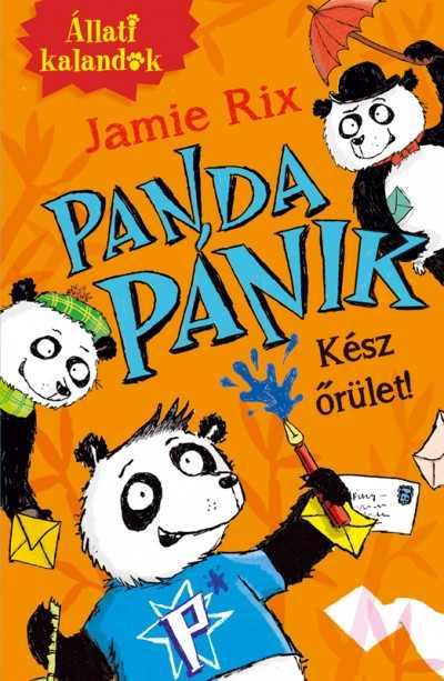 Panda Pánik - Kész őrület! - Állati kalandok