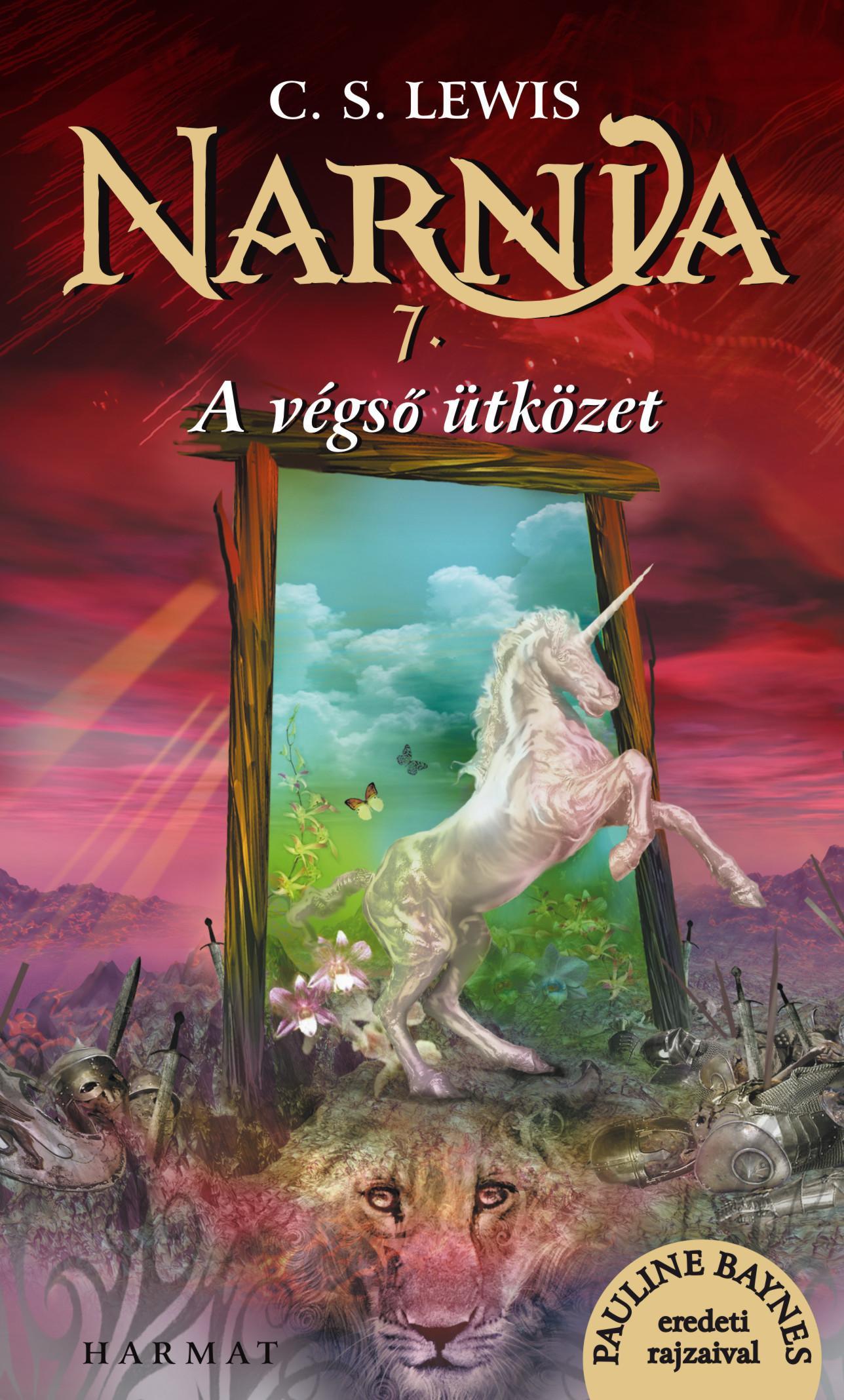 Narnia krónikái 7. - A végső ütközet - Illusztrált kiadás