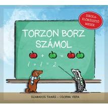 Torzon borz számol - Iskola-előkészítő mesék 1.