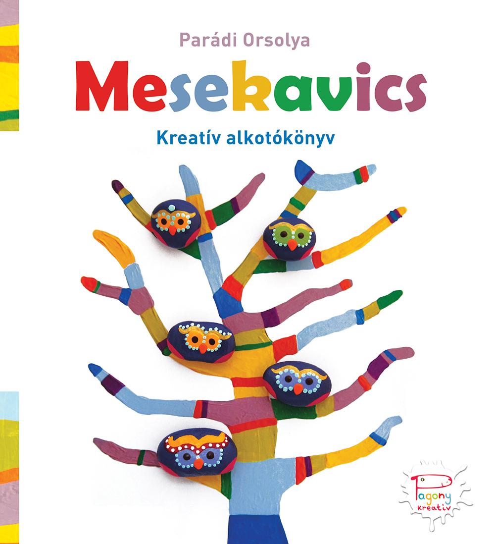 Mesekavics - Kreatív alkotókönyv