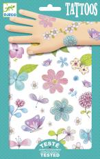 Tetoválás - Mezők virágai