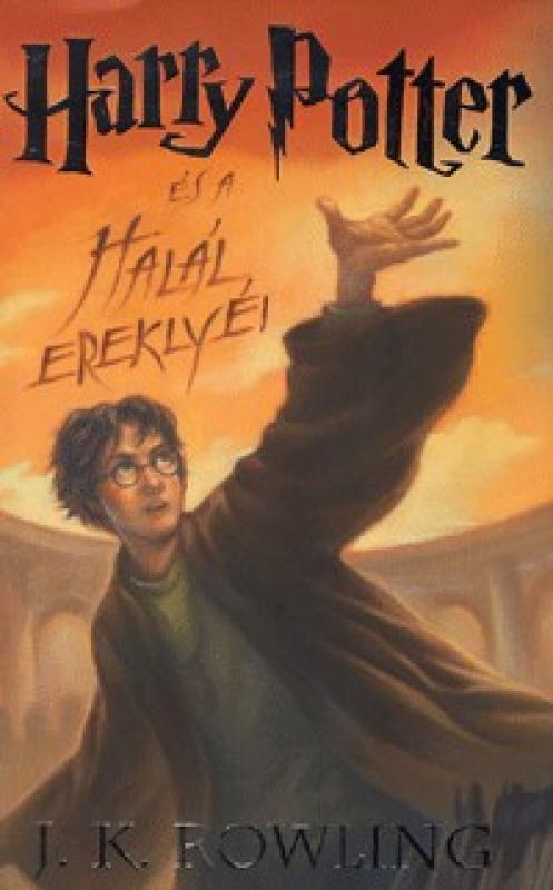 Harry Potter és a Halál Ereklyéi - kemény