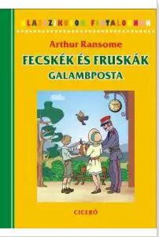 Fecskék és Fruskák 6. - Galambposta