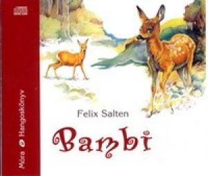 Bambi - hangoskönyv (5 CD)