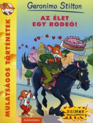 Az élet egy rodeó!