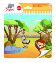 Színező füzet - Szafari