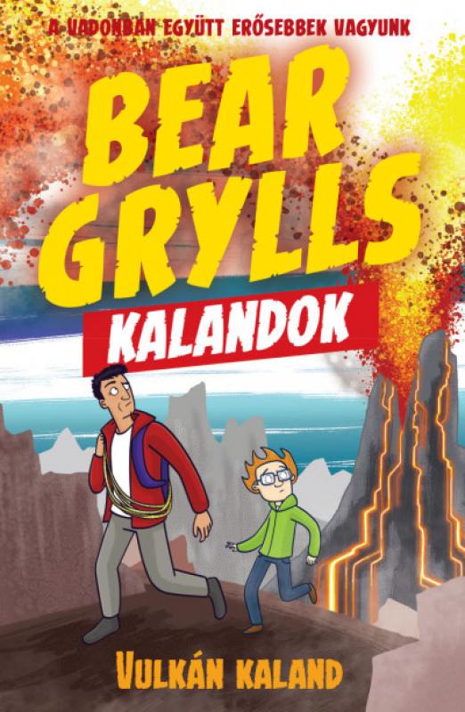 Vulkán Kaland