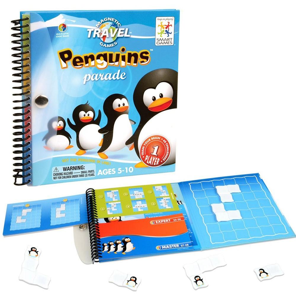 Smart Games - Pingvin parádé - Logikai játék