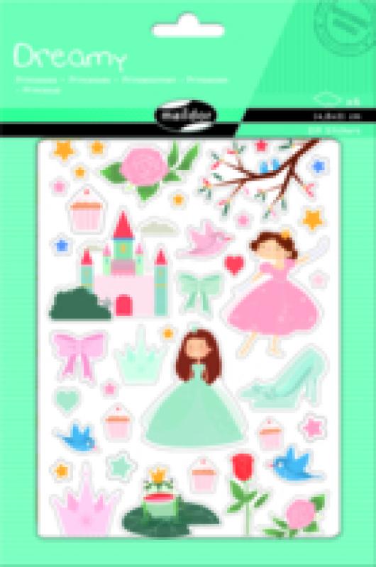 Dreamy matrica - Hercegnők