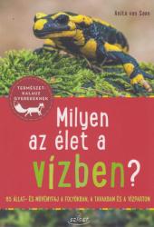 Milyen az élet a vízben? - 85 állat és növényfaj a folyókban, a tavakban és a vízparton