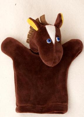 Kézbáb - Ló