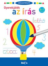 Ceruzaforgató - Gyerekjáték az írás 6-7 éveseknek