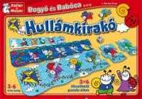 Bogyó és Babóca Puzzle - Hullámkirakó