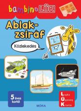 Ablak-Zsiráf könyvek - Közlekedés - bambinoLÜK