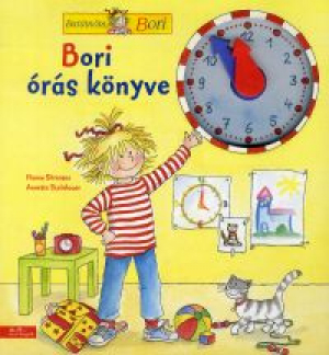 Bori órás könyve - Barátnőm, Bori