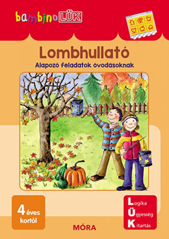 Lombhullató LDI – 135 - bambinoLÜK