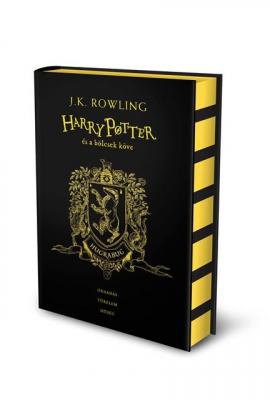 Harry Potter és a bölcsek köve - Hugrabugos kiadás