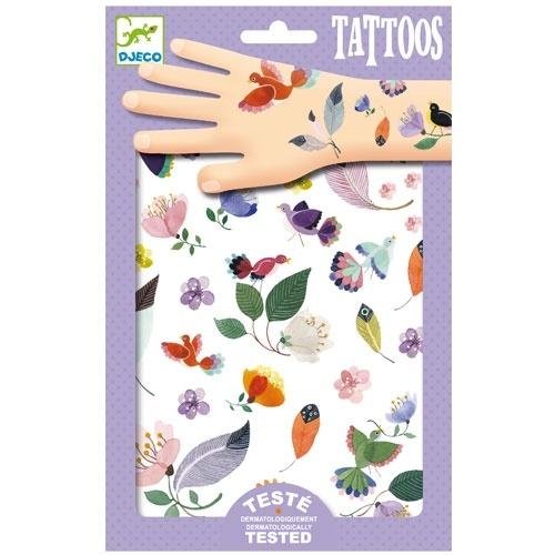 Tetoválás - Repülés