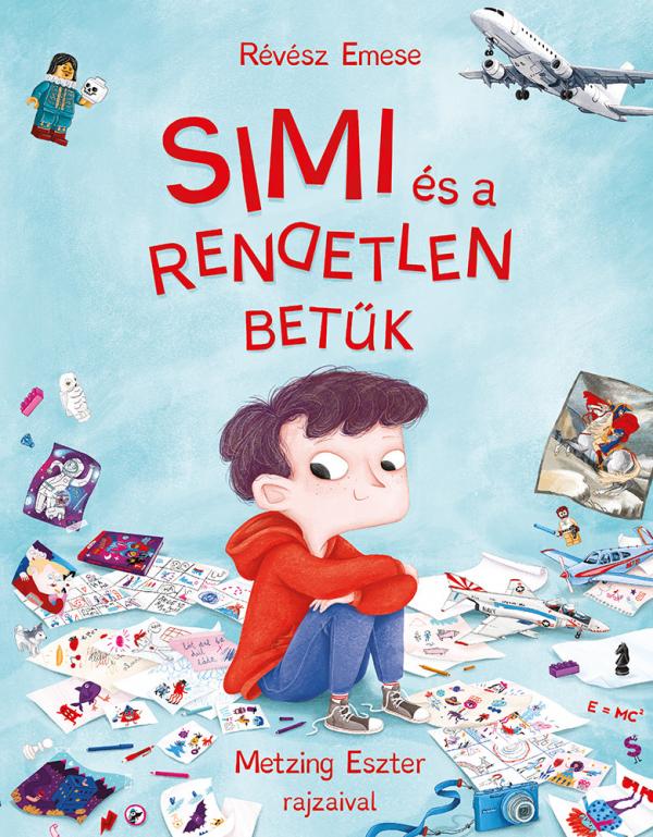 Simi és a rendetlen betűk