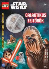 LEGO Star Wars - Lego Star Wars - Galaktikus fejtörők - Ajándék Chewbacca minifigurával