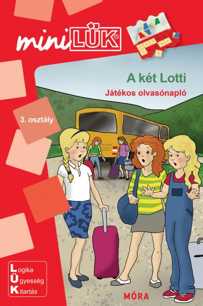 A két Lotti - Játékos olvasónapló LDI258