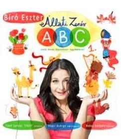 Állati Zenés ABC 1. (CD melléklettel)