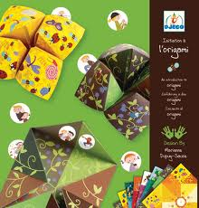 Origami - Sótartó