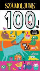 Számoljunk 100-ig! - Óriási kihajtható oldalakkal