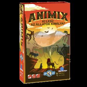 Animix: Ki lesz az állatok királya?