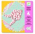 Origami papírok lányoknak